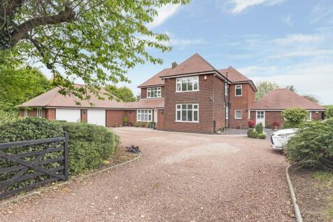 Burton Road, Repton. 5 bedroom detached house for sale