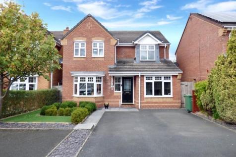 Virginia Avenue, Meadowcroft Park, Stafford. 4 bedroom detached house for sale