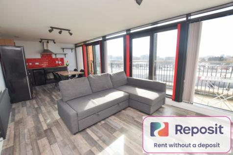 Fusion 2, 16 Middlewood Street, Salford, M5. 2 bedroom apartment