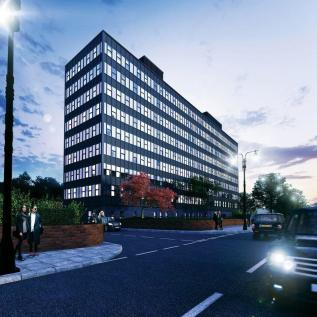 Park Rise, 73 Seymour Grove, Manchester, Greater Manchester, M16. 2 bedroom apartment