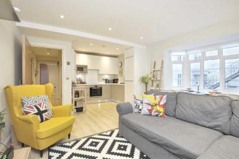 Mitre House, Western Road, Brighton, East Sussex, BN1. 1 bedroom apartment