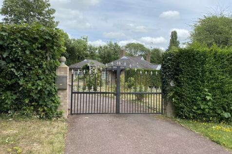Tudor End, Ashford. Land for sale