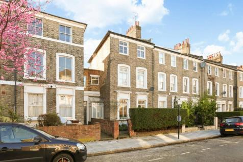 Horton Road, Hackney, London, E8. 4 bedroom end of terrace house for sale