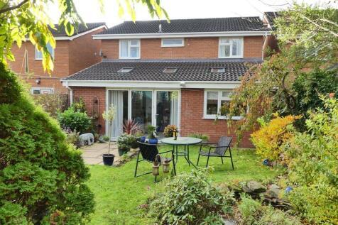Jessop Way, Haslington, Cheshire. 4 bedroom house for sale