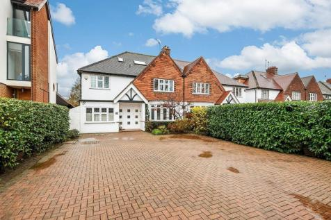 Hartington Road, Chiswick, W4. 6 bedroom house for sale