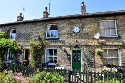 Lock View Lane, Fenny Stratford, Bletchley. 2 bedroom cottage