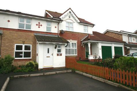 Hunter Close, Gosport, Hampshire. 3 bedroom terraced house