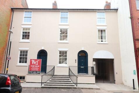 48-52 Vittoria Street, Birmingham. 2 bedroom apartment
