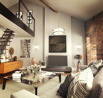 Bishton Fletcher Building. 2 bedroom apartment for sale