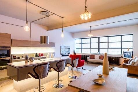 Concord House, Birmingham. 2 bedroom apartment