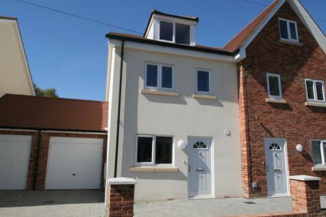 Avon Riverside, Hulse Road, Salisbury. 4 bedroom semi-detached house for sale
