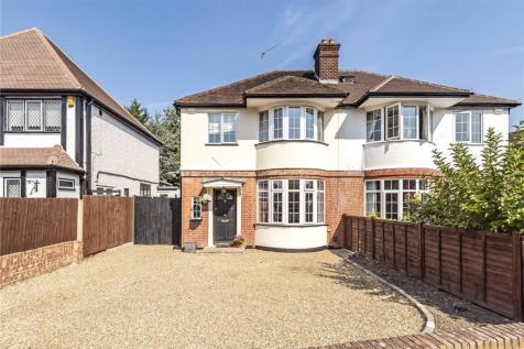Morford Way, Ruislip, Middlesex, HA4. 3 bedroom semi-detached house for sale