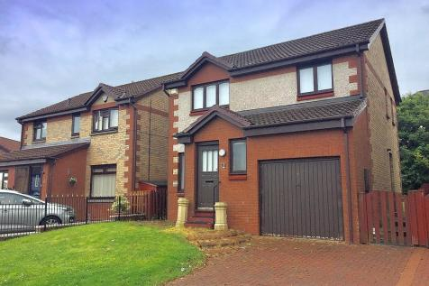 Morar Drive, Clydebank, West Dunbartonshire, G81 2YB. 3 bedroom detached house for sale