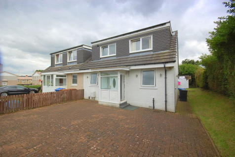 Queen Mary Avenue, Clydebank, West Dunbartonshire. 2 bedroom semi-detached house for sale