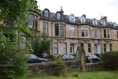 Grosvenor Crescent, Glasgow G12 9AF. 1 bedroom apartment