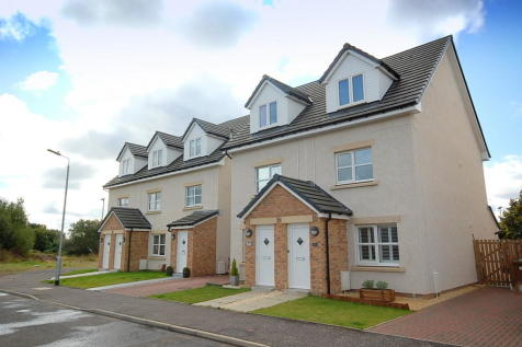 Caledonia Street, Dalmuir, West Dunbrtonshire. 4 bedroom town house for sale