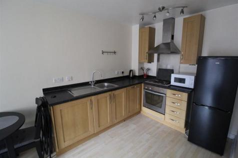 Greyfriars Road, Coventry. 2 bedroom apartment