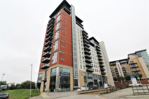 Whitehall Waterfront, Riverside Way, Leeds. 2 bedroom flat