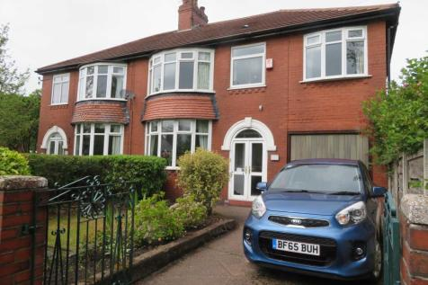 Burnley Lane, Chadderton. 5 bedroom semi-detached house