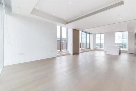 Lillie Square, London, SW6. 4 bedroom penthouse for sale