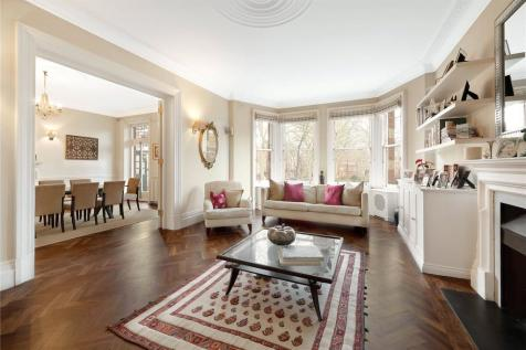 Bramham Gardens, London, SW5. 3 bedroom apartment for sale