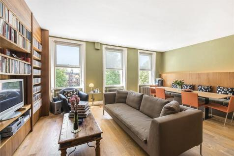 Nevern Square, London, SW5. 1 bedroom apartment