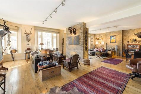 Roland Mansions, Old Brompton Road, London, SW7. 3 bedroom apartment for sale
