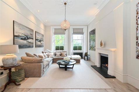 Nevern Square, London, SW5. 3 bedroom apartment for sale