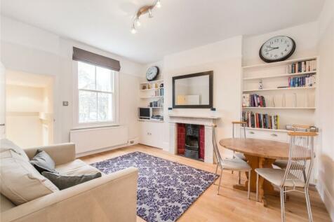 Philbeach Gardens, Earl's Court, London, SW5. 2 bedroom apartment