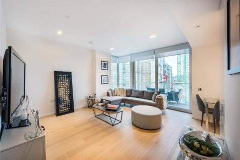 Lillie Square, Earl's Court, London, SW6. 1 bedroom apartment