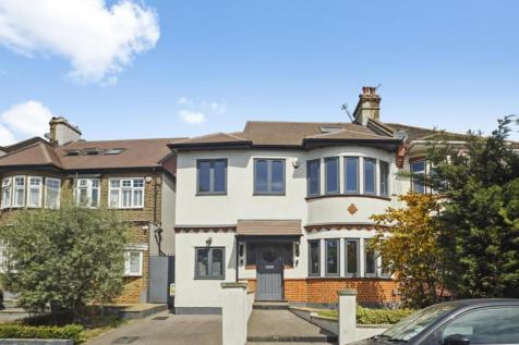 Donnington Road, London. 4 bedroom semi-detached house for sale