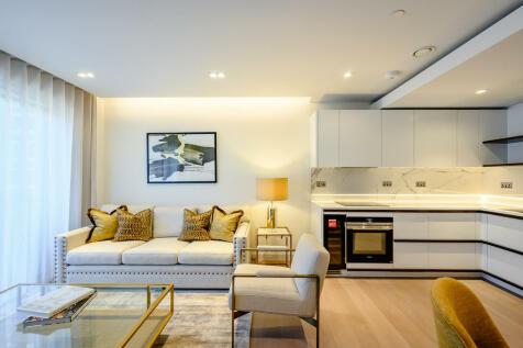 Garrett Mansions, 287 Edgware Road. 2 bedroom apartment