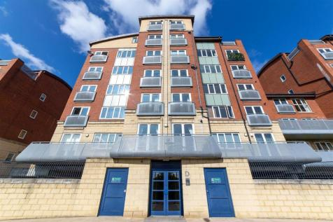 High Quay, City Road, Newcastle Upon Tyne. 2 bedroom apartment