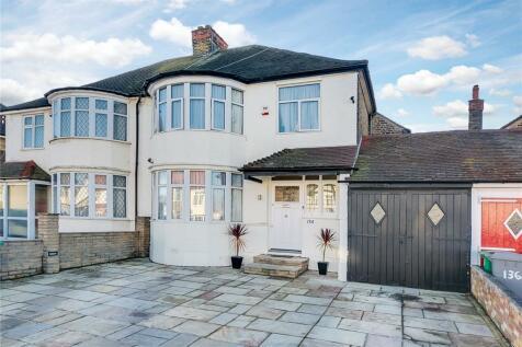 Herbert Gardens, London, NW10. 3 bedroom semi-detached house