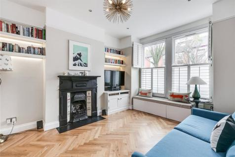 Tennyson Road, London, NW6. 4 bedroom terraced house for sale