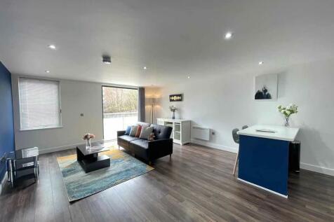 Granville Loft, Holliday Street, B1. 2 bedroom apartment