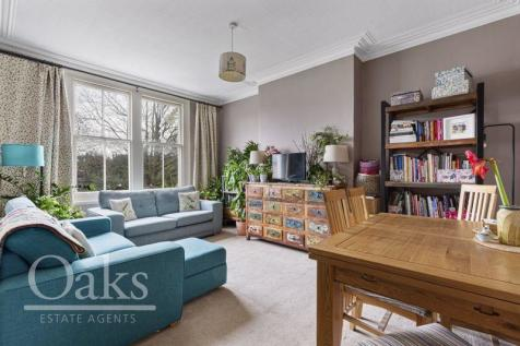 Eardley Road, Streatham. 2 bedroom flat for sale