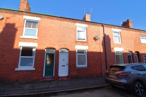 Huxley Street, Northwich, Cheshire, CW8. 2 bedroom terraced house