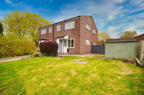 Kingsley Drive, Northwich, Cheshire, CW9. 1 bedroom semi-detached house