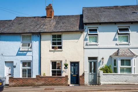 Rose Cottage, 177 Greys Road, Henley-On-Thames, Oxfordshire, RG9 1TE. 2 bedroom terraced house for sale