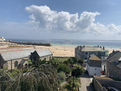 High Street, St Ives, Cornwall, TR26 1RS. House for sale