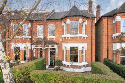 Woodwarde Road, Dulwich Village London SE22. 5 bedroom terraced house for sale