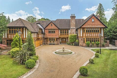 Pine Glade, Keston Park, Bromley Kent BR6. 7 bedroom detached house for sale