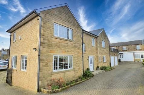 212 & 214 Parkinson Lane, Halifax, West Yorkshire, HX1. 5 bedroom detached house for sale