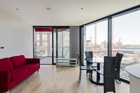 Riverlight Quay, Nine Elms Lane. 1 bedroom apartment