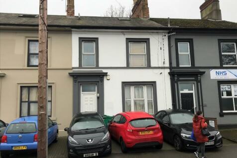 Forest Road East, Nottingham, Nottinghamshire, NG1. 5 bedroom house of multiple occupation