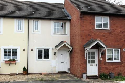 Headingley Close, Exeter. 2 bedroom terraced house
