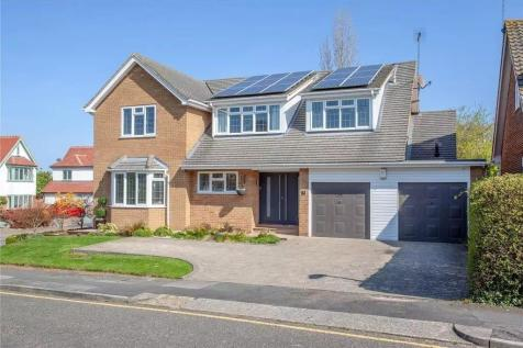 Sylvan Tryst, Billericay, Essex, CM12. 5 bedroom detached house for sale