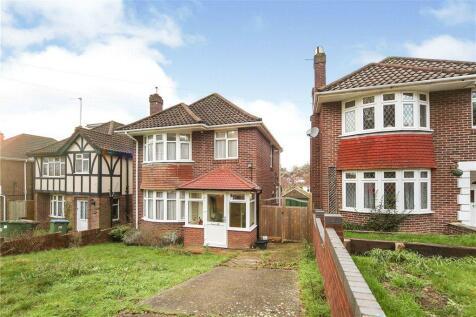 Rossington Avenue, Southampton, Hampshire. 3 bedroom detached house for sale