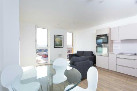 Loop Court, Enderby Wharf, Greenwich SE10. 1 bedroom apartment